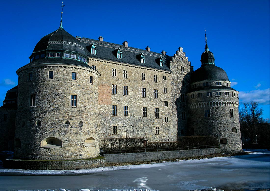 Örebro slott (fotokredd: paul frankenstein on-flickr-cc-by-nc)