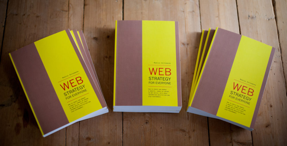 Web Strategy for Everyone
