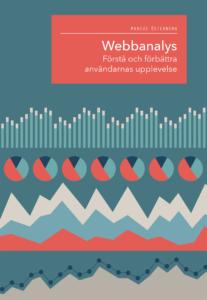 Omslag för boken Webbanalys - förstå och förbättra användarnas upplevelse