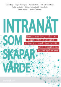 Intranat som skapar värde - intranätbok