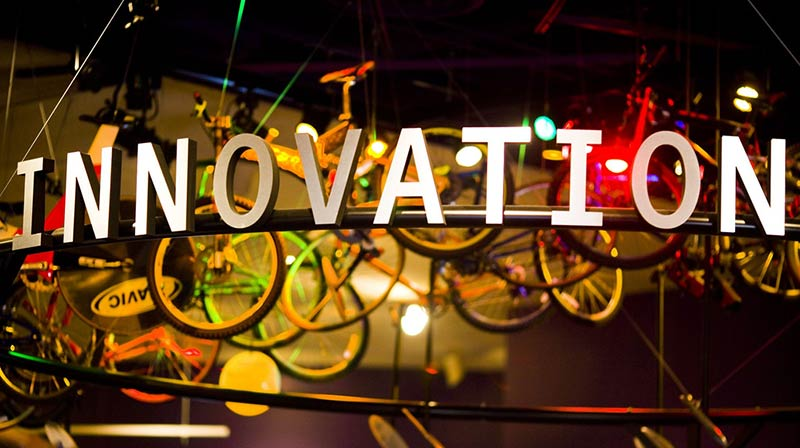 Innovation - Vinnova (fotokredd: Thomas Hawk - CC--BY-NC)