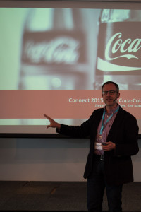 Jonathan Phillips från Coca-Cola Enterprises